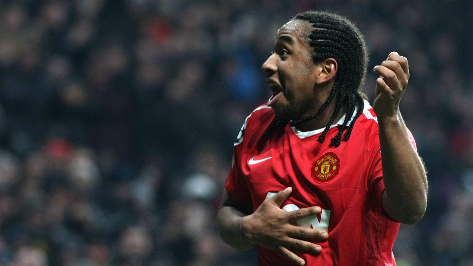 Anderson mengalami kesulitan bahasa saat berada di Manchester United