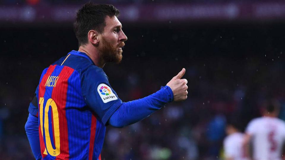Lionel Messi dikabarkan tengah memperdalam bahasa inggris